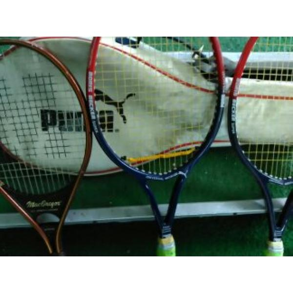 PUMA PCS  BORIS BECKER RACKET  RARE