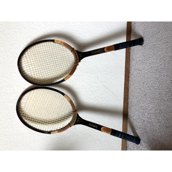 Two (2) Wilson Advantage racquets