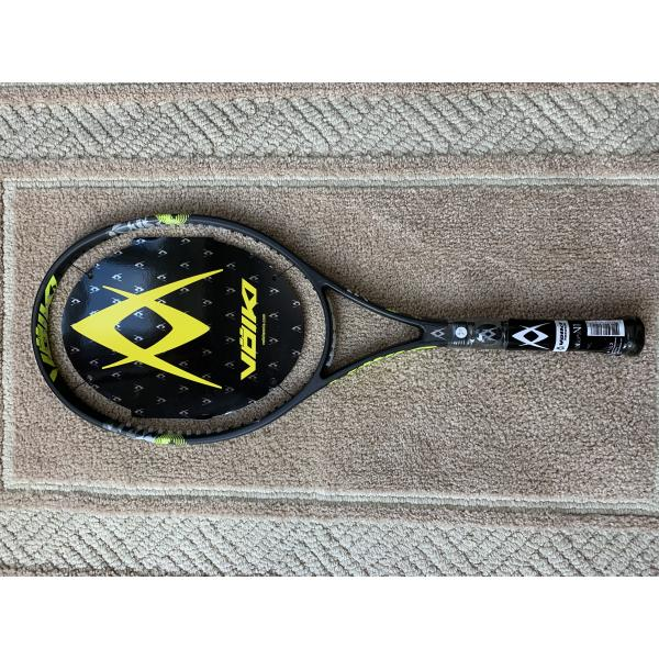 V-Sense V1 Pro Tennis Racket - 4 1/4, New, Unstrung, with a Carry Sack