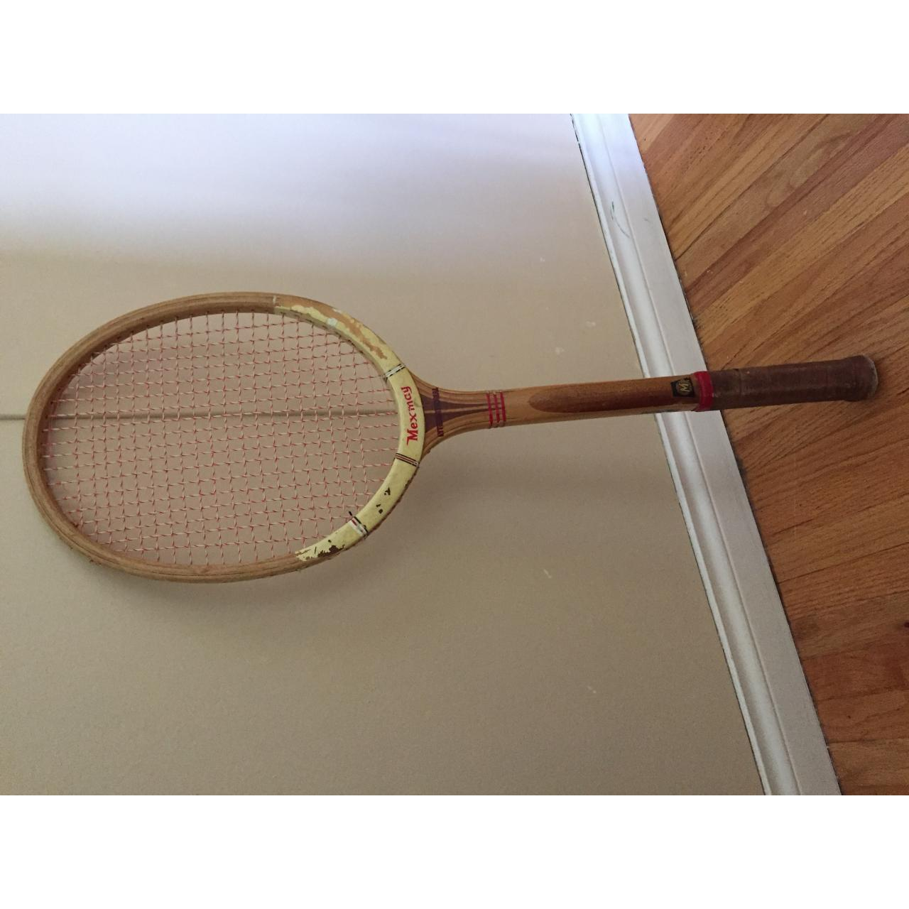 Mexmay Wood Frame Raquet